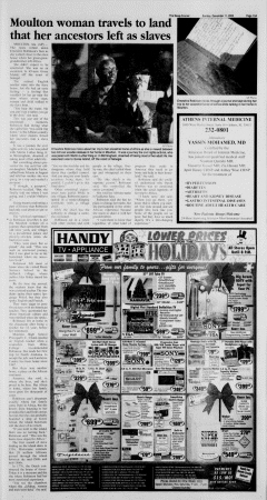Athens News Courier, December 11, 2005, Page 25