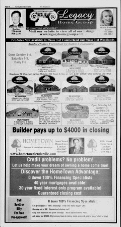 Athens News Courier, December 11, 2005, Page 55