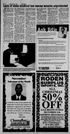 Athens News Courier, December 11, 2005, Page 24