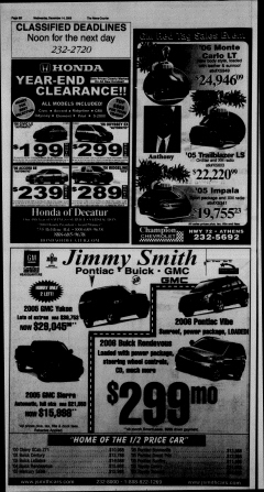 Athens News Courier, December 14, 2005, Page 40