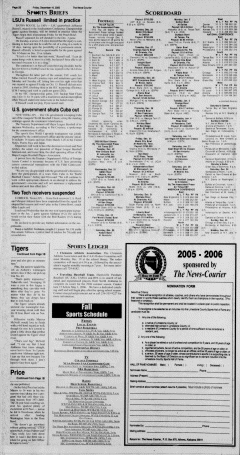 Athens News Courier, December 16, 2005, Page 31