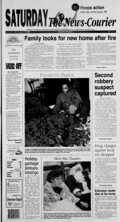 Athens News Courier, December 17, 2005, Page 1