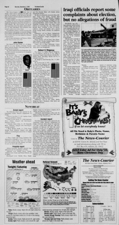 Athens News Courier, December 17, 2005, Page 3