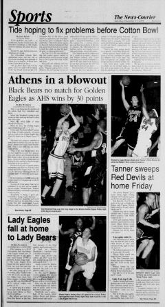 Athens News Courier, December 17, 2005, Page 13