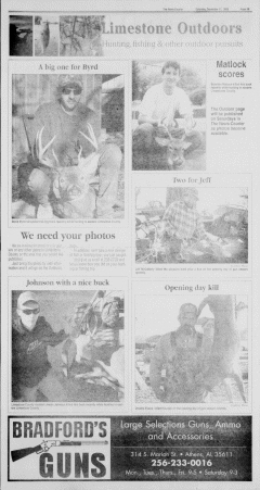 Athens News Courier, December 17, 2005, Page 17