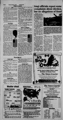 Athens News Courier, December 17, 2005, Page 4