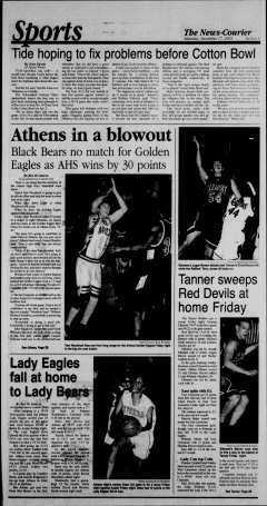 Athens News Courier, December 17, 2005, Page 14
