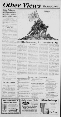 Athens News Courier, December 18, 2005, Page 9