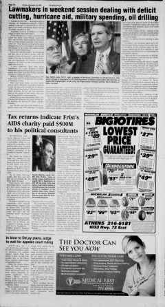 Athens News Courier, December 18, 2005, Page 23