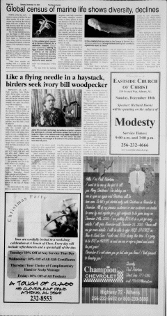 Athens News Courier, December 18, 2005, Page 27