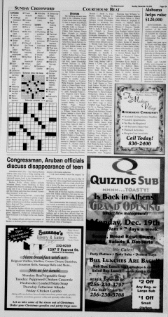 Athens News Courier, December 18, 2005, Page 29