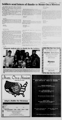 Athens News Courier, December 18, 2005, Page 49