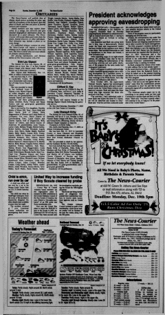 Athens News Courier, December 18, 2005, Page 4