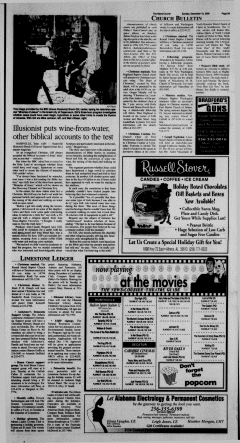 Athens News Courier, December 18, 2005, Page 18