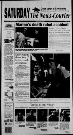 Athens News Courier, December 24, 2005, Page 2