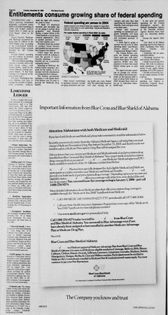 Athens News Courier, December 27, 2005, Page 11