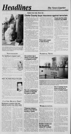 Athens News Courier, December 29, 2005, Page 11