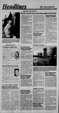 Athens News Courier, December 29, 2005, Page 12