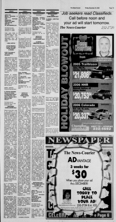 Athens News Courier, December 30, 2005, Page 41