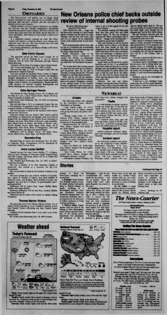 Athens News Courier, December 30, 2005, Page 4