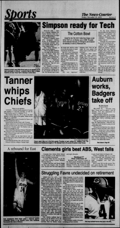Athens News Courier, December 30, 2005, Page 30