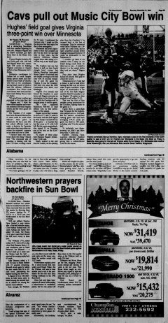 Athens News Courier, December 31, 2005, Page 22