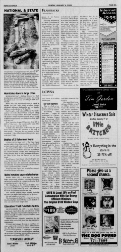 Athens News Courier, January 04, 2009, Page 5