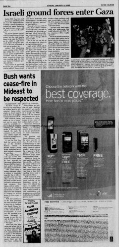 Athens News Courier, January 04, 2009, p. 15