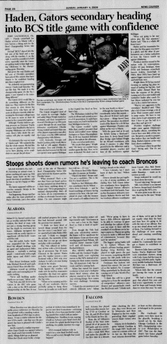 Athens News Courier, January 04, 2009, Page 35
