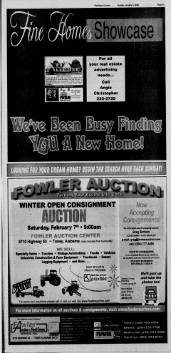Athens News Courier, January 04, 2009, Page 49