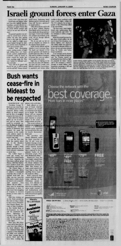 Athens News Courier, January 04, 2009, Page 16
