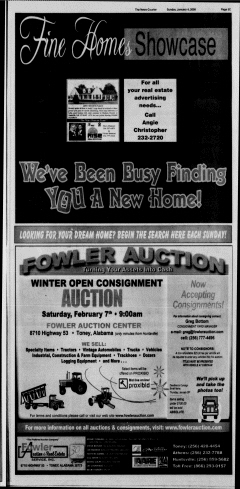 Athens News Courier, January 04, 2009, Page 50
