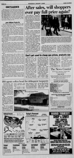 Athens News Courier, January 07, 2009, Page 3