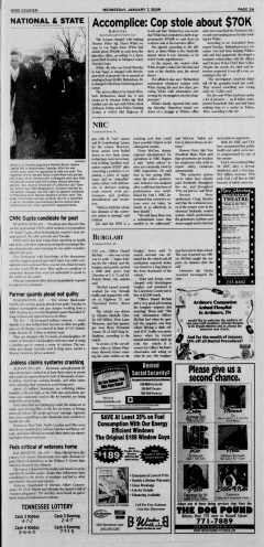 Athens News Courier, January 07, 2009, Page 5