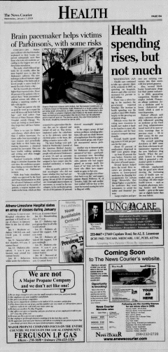 Athens News Courier, January 07, 2009, Page 15