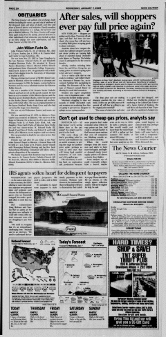 Athens News Courier, January 07, 2009, Page 4