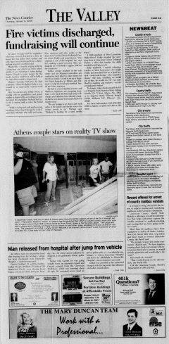 Athens News Courier, January 08, 2009, p. 7