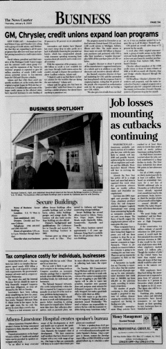 Athens News Courier, January 08, 2009, p. 9