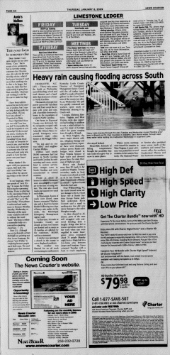 Athens News Courier, January 08, 2009, p. 11