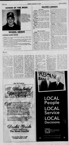 Athens News Courier, January 11, 2009, p. 19