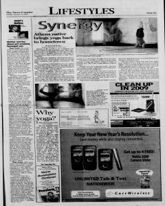Athens News Courier, January 11, 2009, p. 18