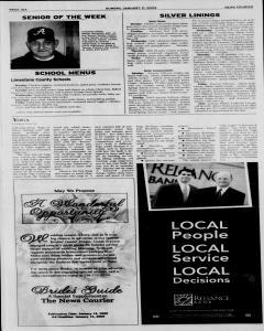 Athens News Courier, January 11, 2009, p. 20