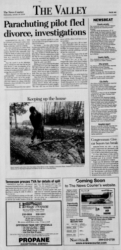 Athens News Courier, January 14, 2009, Page 7