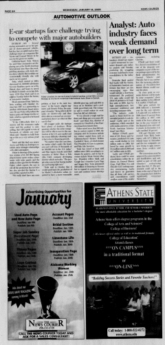 Athens News Courier, January 14, 2009, Page 11