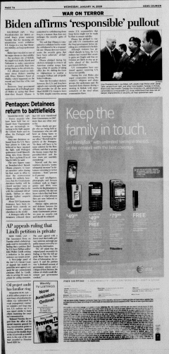 Athens News Courier, January 14, 2009, Page 13