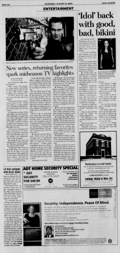 Athens News Courier, January 14, 2009, Page 19
