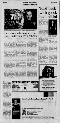 Athens News Courier, January 14, 2009, Page 20
