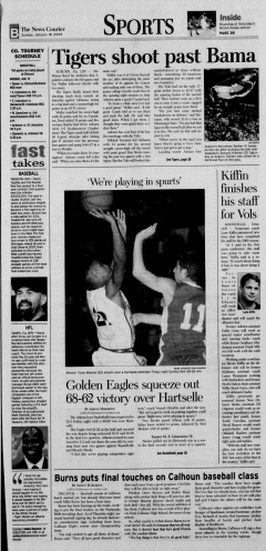 Athens News Courier, January 18, 2009, Page 33