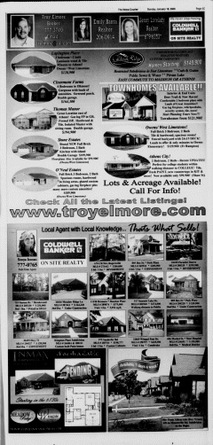 Athens News Courier, January 18, 2009, Page 49