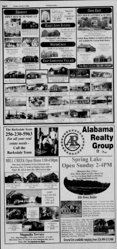 Athens News Courier, January 18, 2009, Page 55